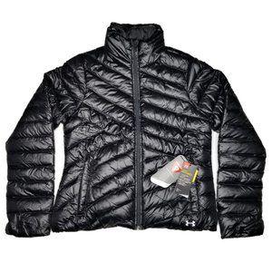 Under Armour UA Uptown Puffer Jacket M Black